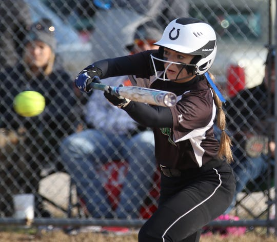 Clear Fork's Kaitlin Wuertz had five hits and one RBI in Wednesday's 16-4 victory over Shelby on Wednesday night.