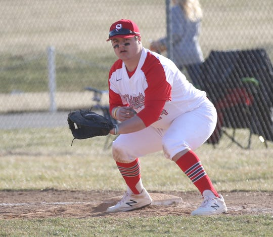 Shelby's Zack Hartz was in line to return as a dominant closer for the Whippets who had district title aspirations.
