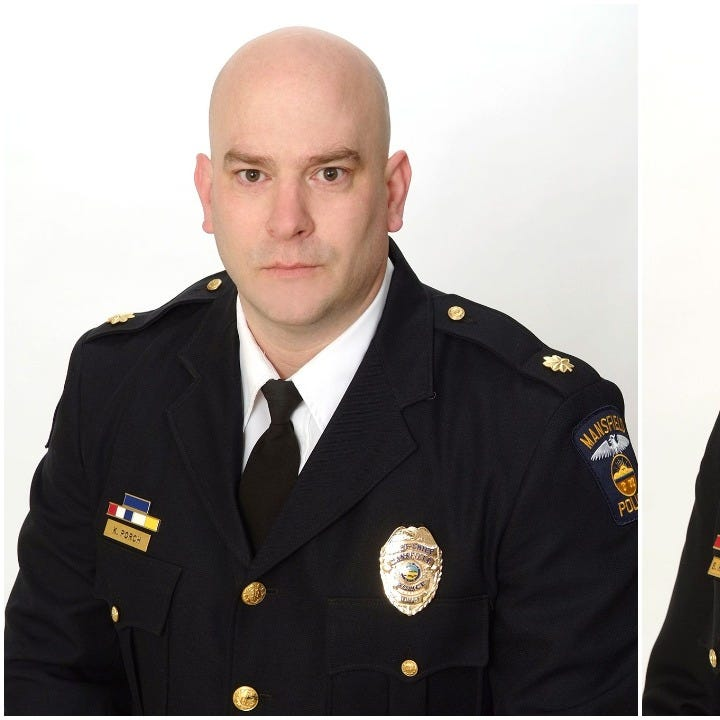 Mansfield mayor to name new police chief in mid-April