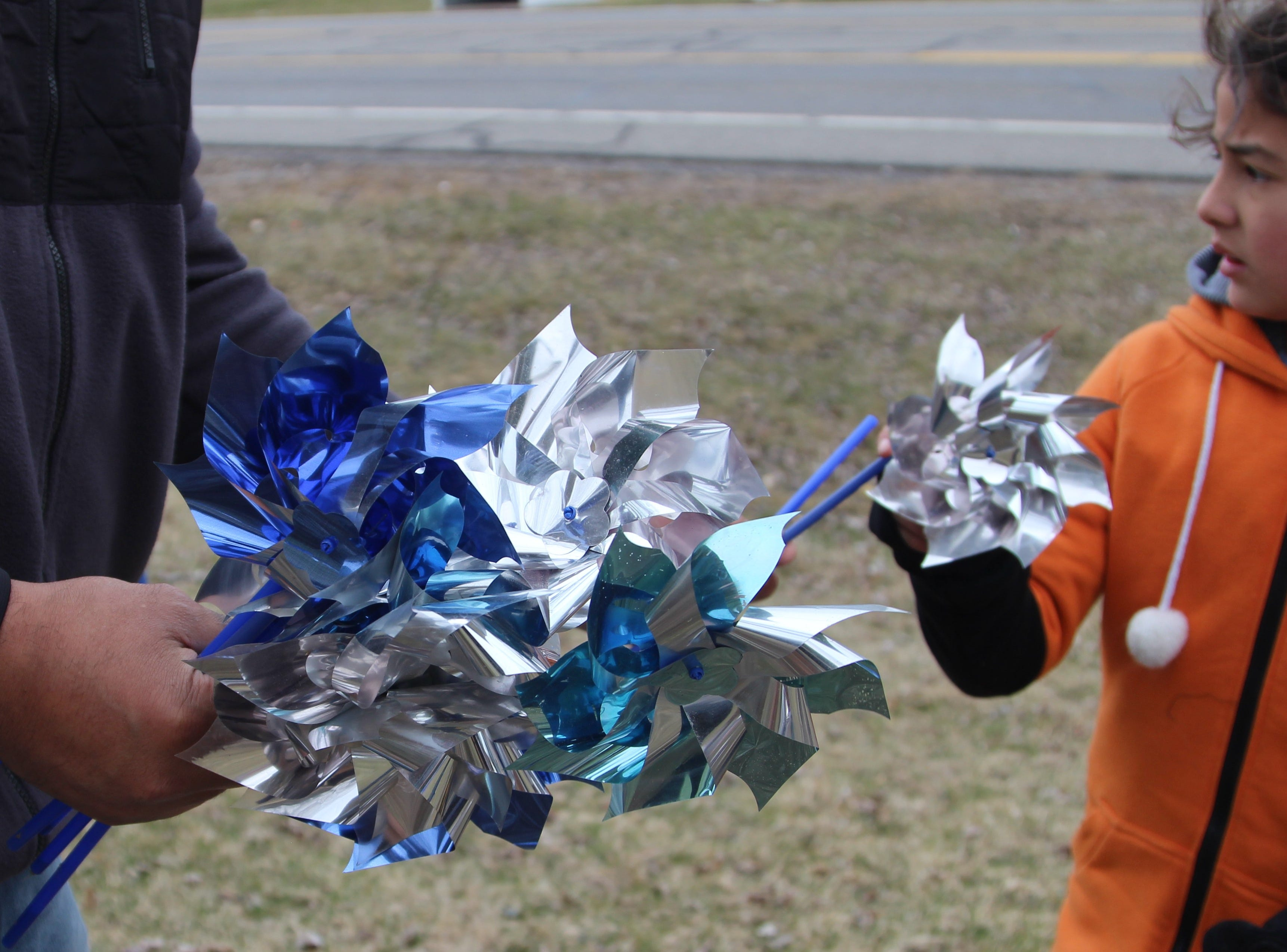 The number of pinwheels planted each year increases with the number of cases of child neglect and abuse handled in the county. Last year there were 931 assessments completed by Marion  County Children Services. In 2017, that number was 844.