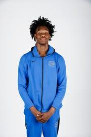 Catthadious Moore, Manassas High School - Basketball 12th