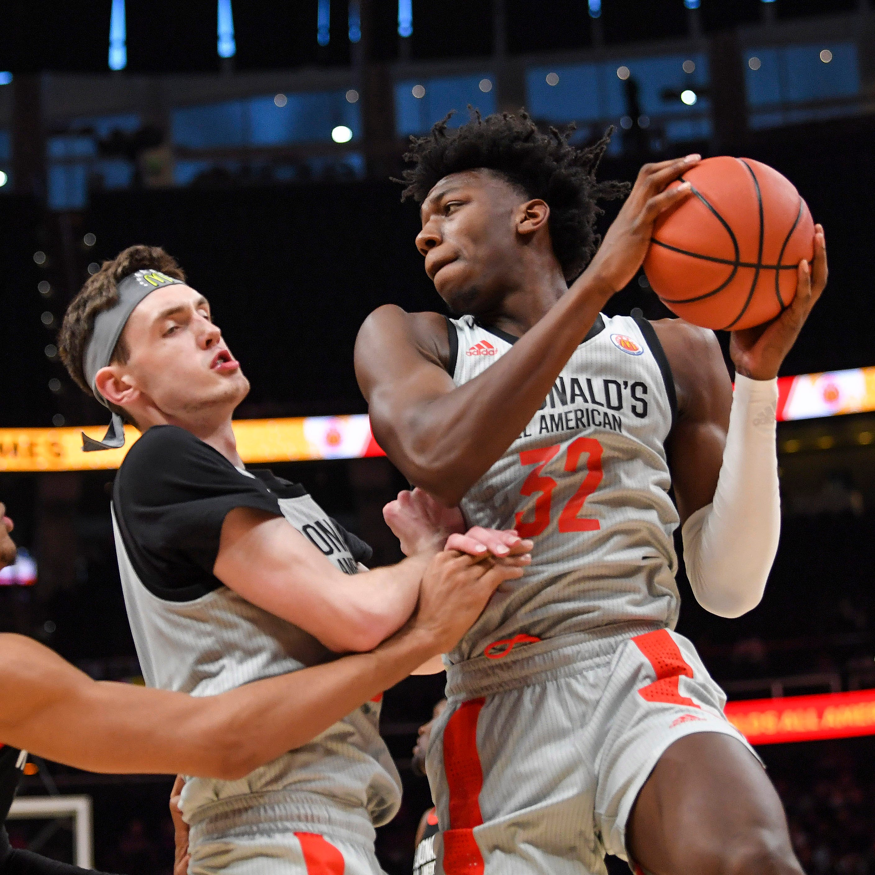 Memphis basketball signee James Wiseman shines at McDonald's All American Game