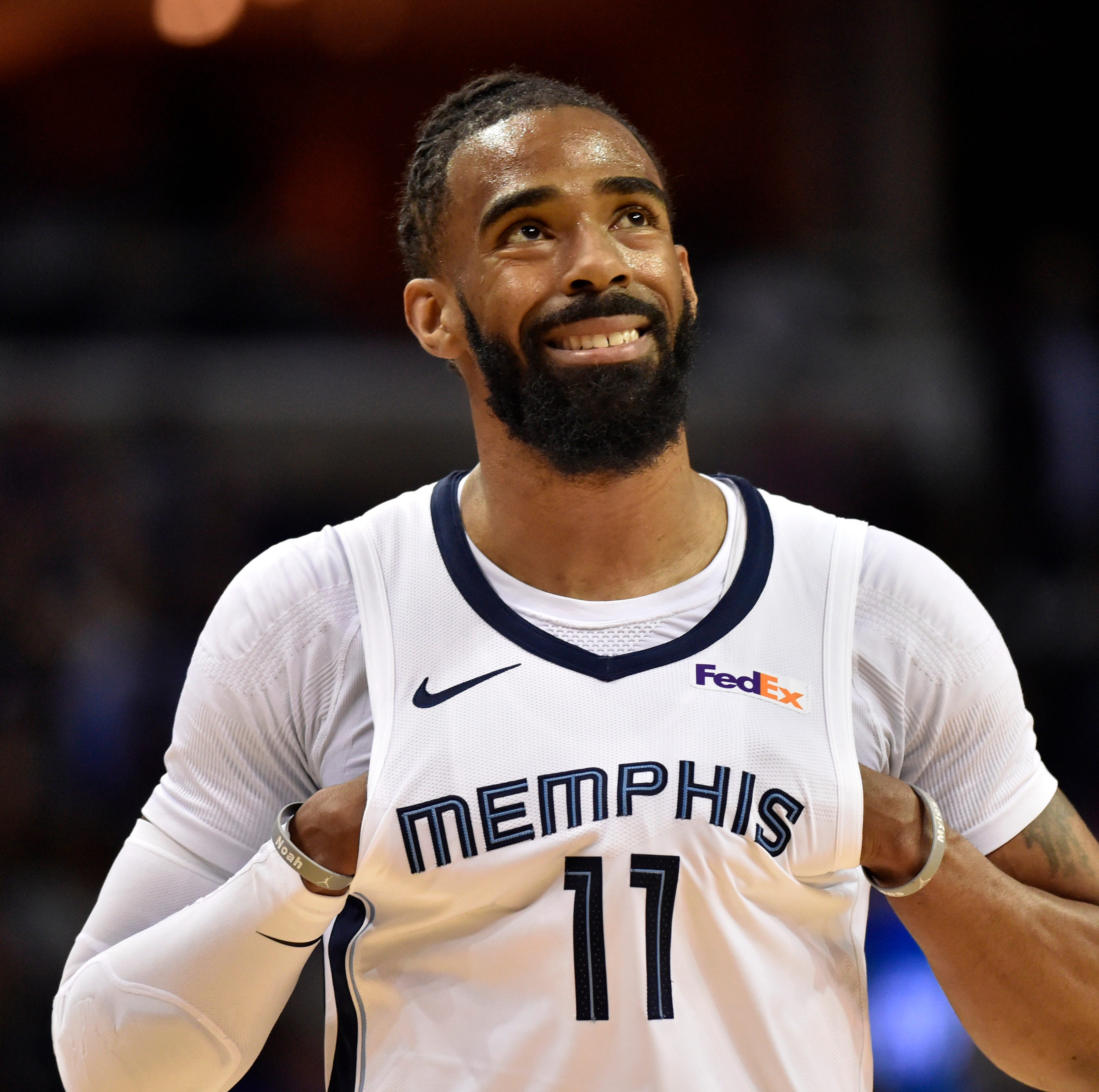 Random drawing slots Memphis Grizzlies eighth entering NBA draft lottery