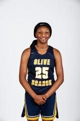 Endya Buford, Olive Branch High School - Basketball 11th