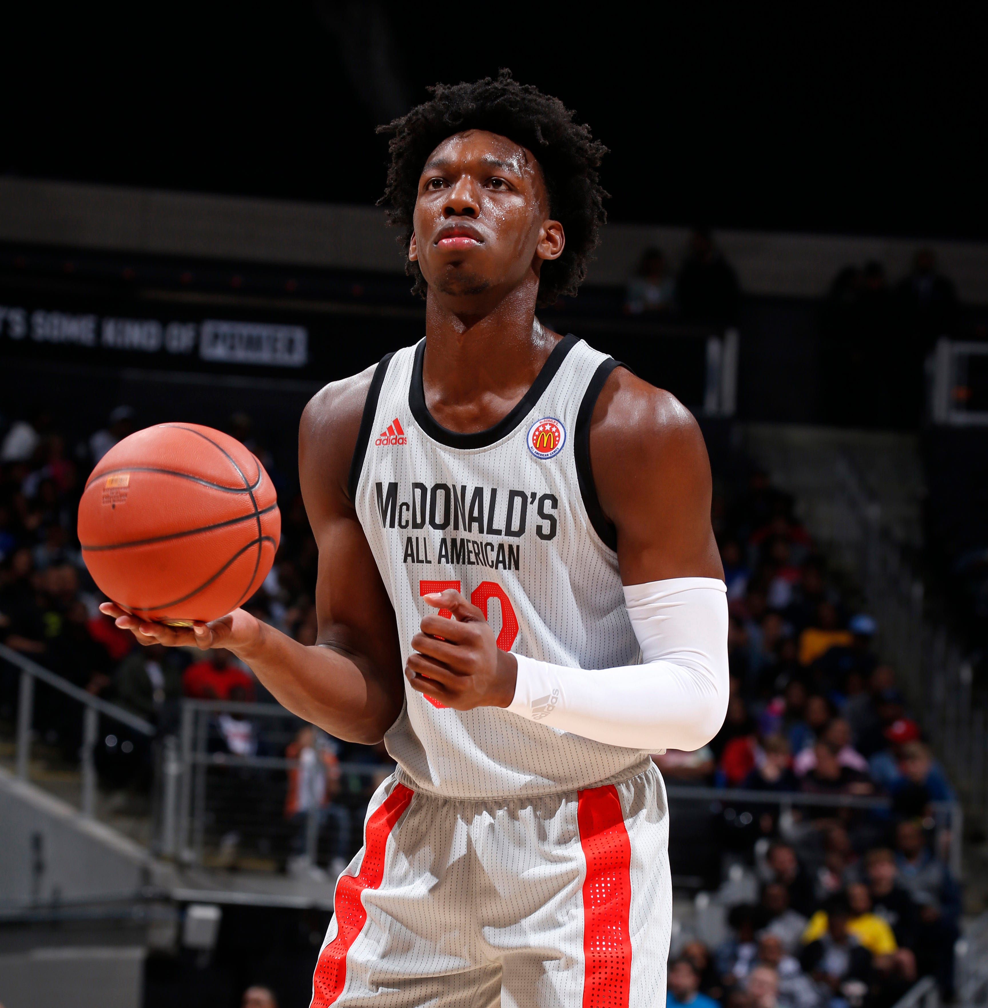 James Wiseman, Cole Anthony named Co-MVPs of Jordan Brand Classic