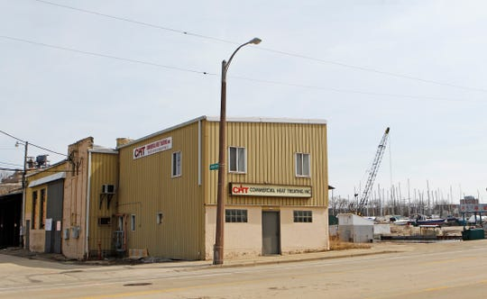 Commercial Heat Treating Inc. recently moved from the riverfront site in Milwaukee's Harbor District.