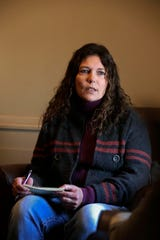 Carrie Skurzewski has used services at one of Milwaukee's Crisis Resource Centers.