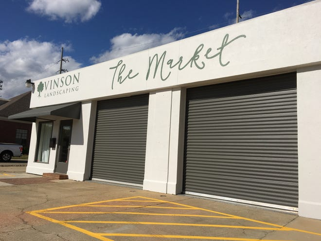 Vinson Market is inside the former Triple A Auto Sales on Carter Hill Road in Montgomery.