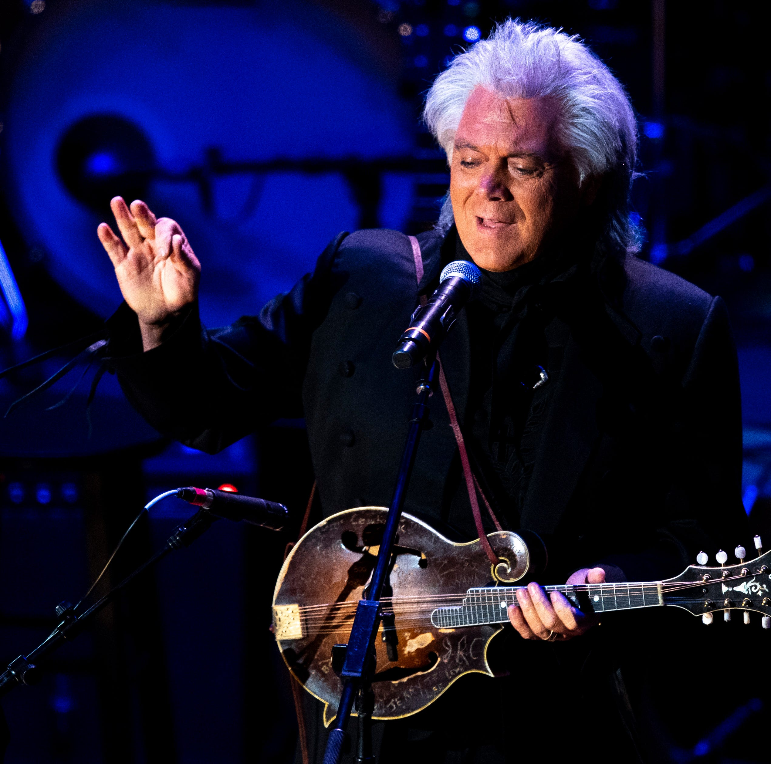 Marty Stuart named 2019 artist-in-residence at Country Music Hall of Fame