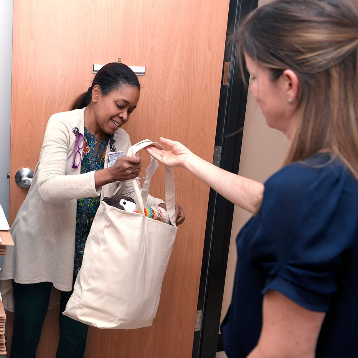 Clothing and hope: Strick's Gift helps provide for Nashville's newborns in need