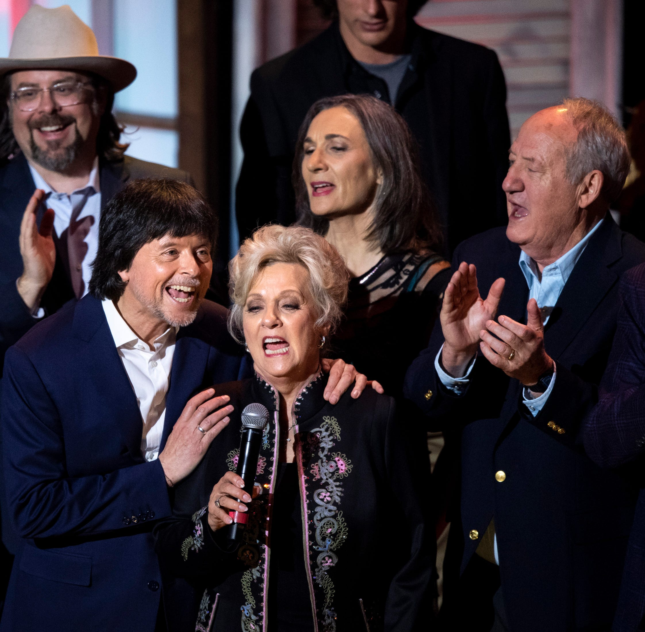 Ken Burns celebrates 'Country Music' at Ryman with all-star concert
