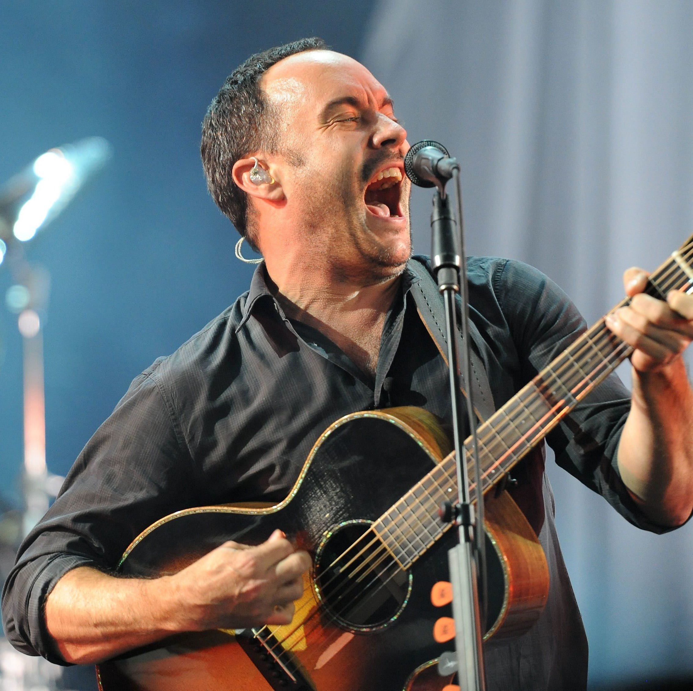 'Crash into' the Dave Matthews Band's first ever show in Pensacola at the Bay Center | Seven days out