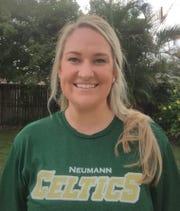 Sarah McFee, St. John Neumann girls basketball coach