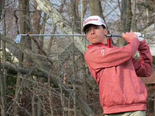 Brandon Valvano is among the returnees for state golf powerhouse Bergen Catholic.