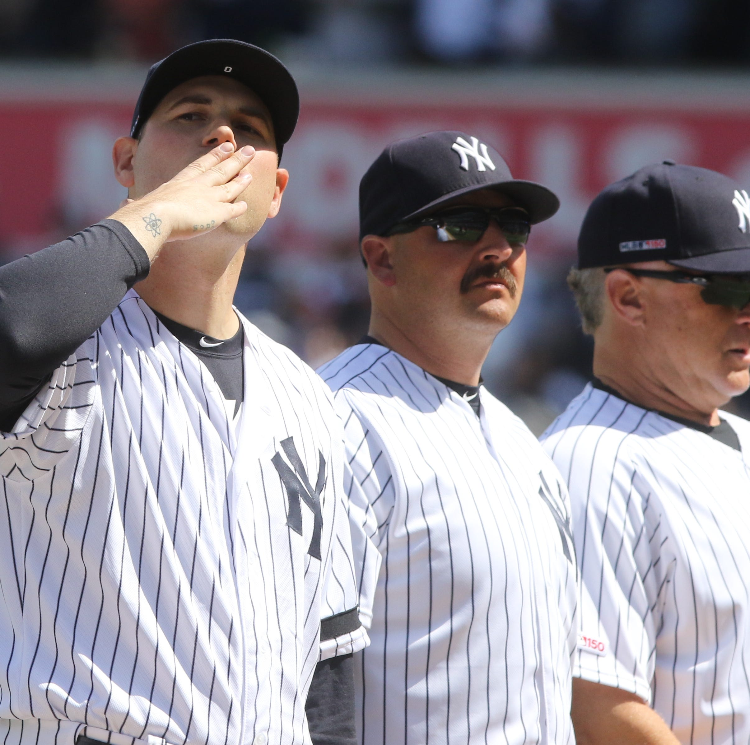 Back in New York, Yankees' Adam Ottavino comes through in pinstripes debut