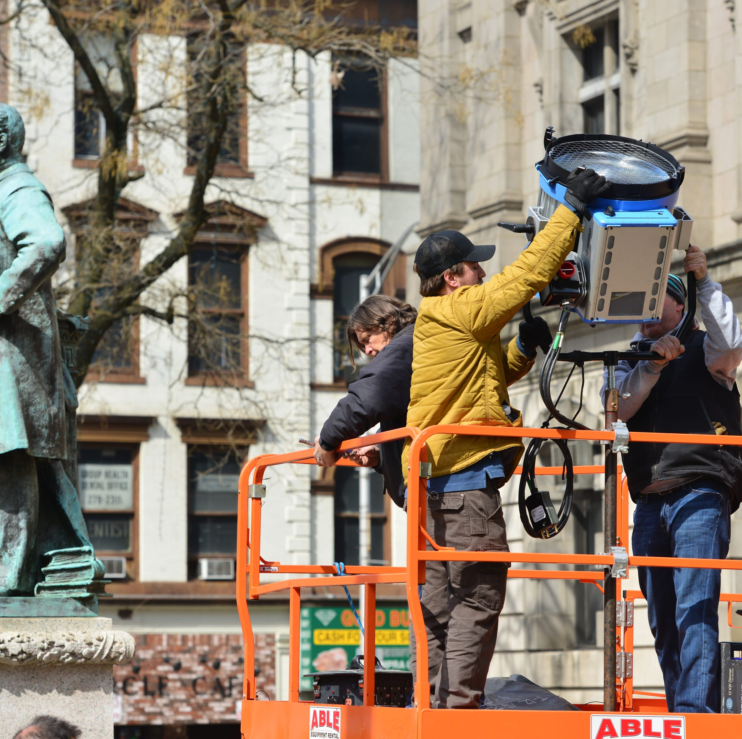 A renaissance in Paterson: filmmakers welcome