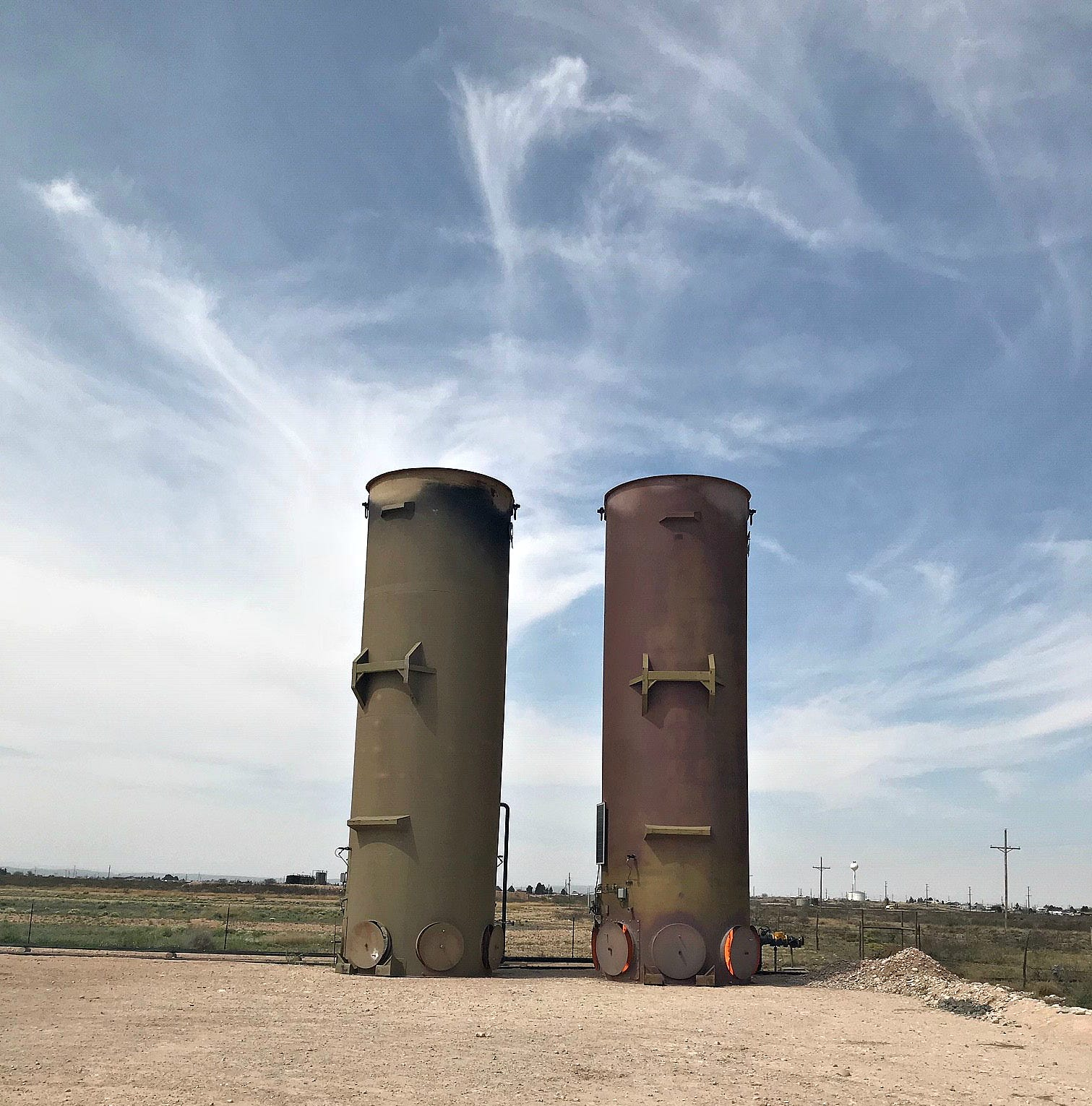 WPX Energy tries an alternative to flare stacks in Eddy County