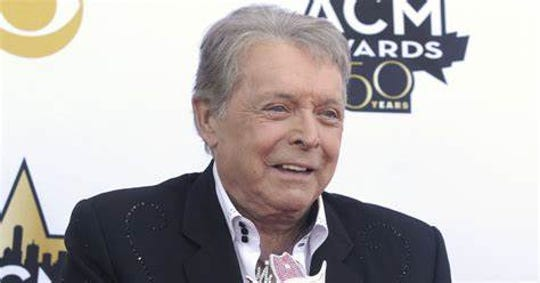 Mickey Gilley at the 50th ACM awards. Gilley will be performing with Johnny Lee for the Urban Cowboy Reunion tour celebrating the 35th anniversary of the movie, Urban Cowboy.