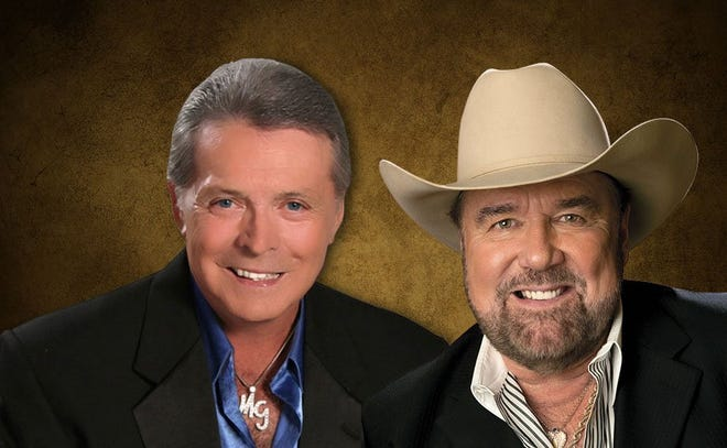 "Mickey Gilley and Johnny Lee will be back on stage together performing ""Urban Cowboy Reunion"" at the Inn of the Mountain Gods on April 5. The show is celebrating the 35th anniversary of the movie."