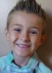 Noah McIntosh, 8, has been missing since Feb. 20, 2019.