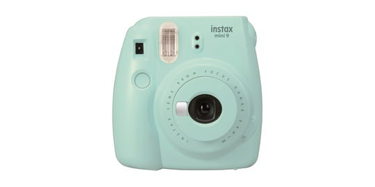 Snap your Coachella photos with this Polaroid camera by FujiFilm.