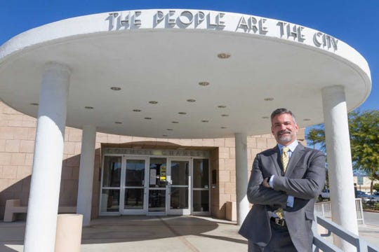 Peter Maietta is running for the District 2 seat on the Palm Springs City Council.