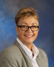 Norma Sierra Galindo is IID board president.