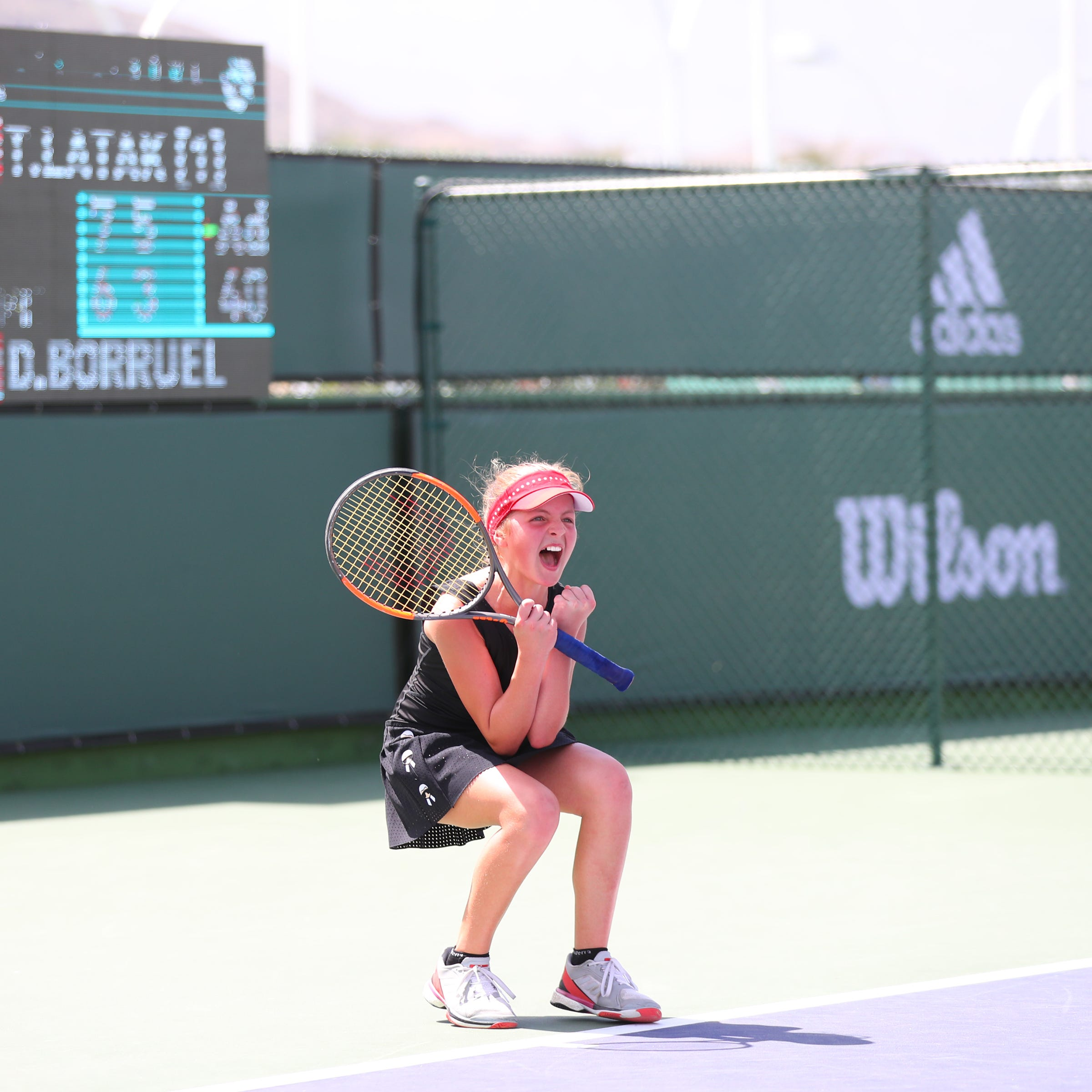 Easter Bowl winners emerge heading into final weekend in Indian Wells