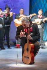 """Danny Bolero in Arizona Theatre Company's """"American Mariachi."""""""