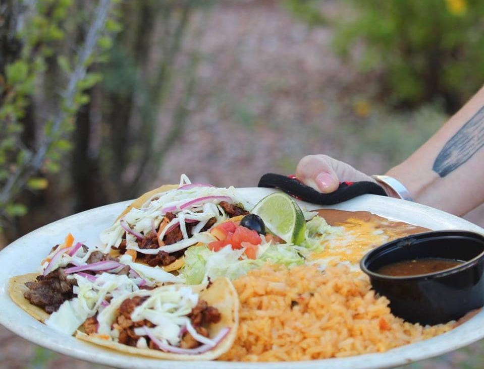Nando's Mexican Cafe is now open in Queen Creek serving Mexican food including fajitas, burritos, tacos and more.