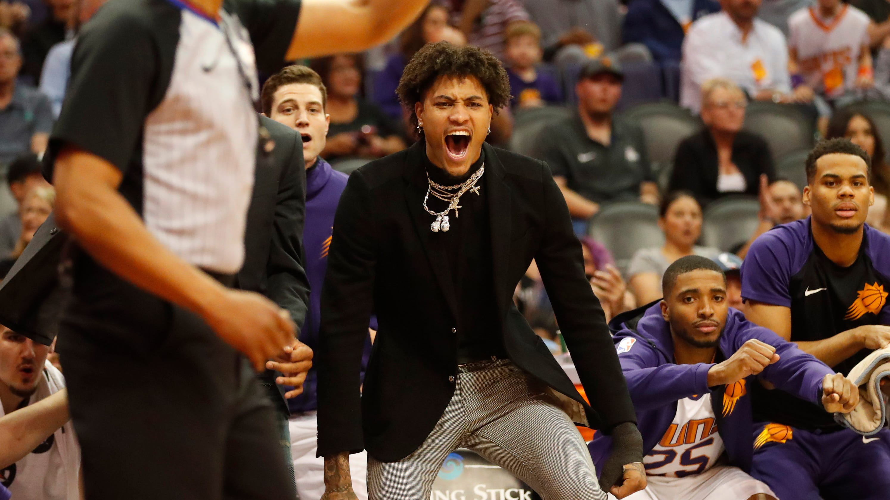 ab37a69bc7ba Will Kelly Oubre Be Back with the Suns