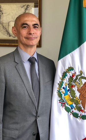 José Antonio Aguayo Vázquez, Cónsul Encargado de México en Phoenix