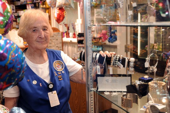 McLaren Port Huron honors its volunteers who are devoted to patients' health and welfare.