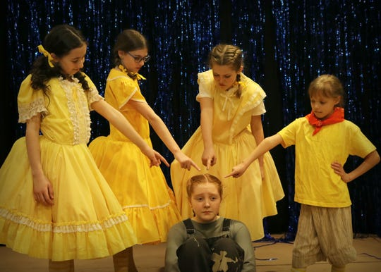 """DreamWrights Center for Community Arts presents """"HONK!"""" April 5-15."""