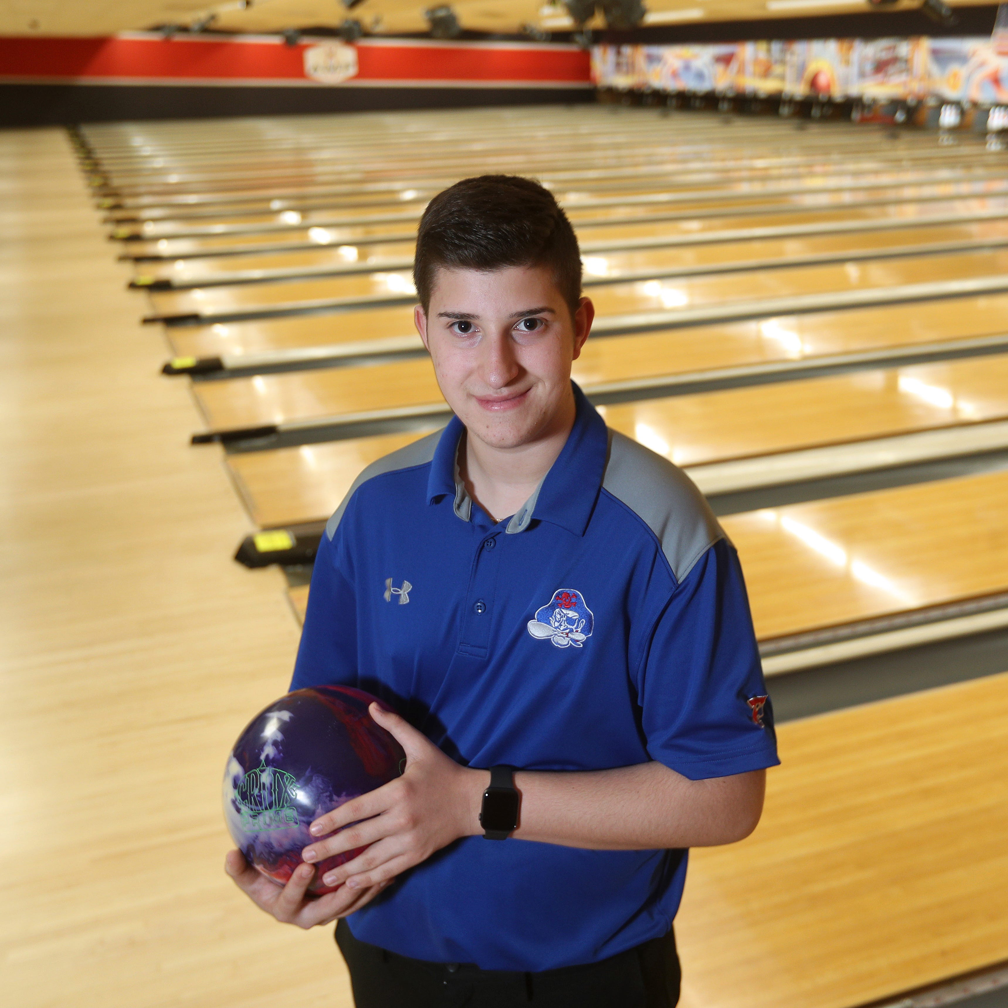2019 AGR Boys Bowling Team: These are the best bowlers in Section V