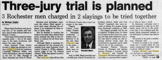 1994 Democrat and Chronicle article