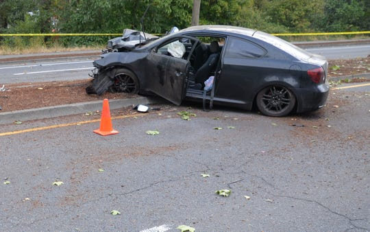 A crash on Mission Street SE in Salem killed one person in September 2017.