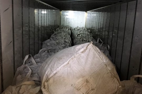 A seizure of 6,701 pounds cannabis that the owner says is industrial hemp but that Idaho authorities said was marijuana.
