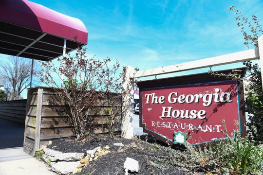The Georgia House Restaurant located in Millsboro, Del. has closed after 20 years. Thursday, March 28, 2019.