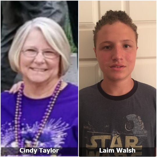 Sweet 16 Bracket Survivor matchup: Cindy Taylor, Shreveport vs. Laim Walsh, Oviedo, Fla.