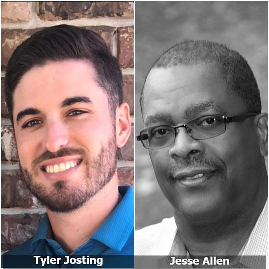 Sweet 16 Bracket Survivor matchup: Tyler Josting, Bossier City vs. Jesse Allen