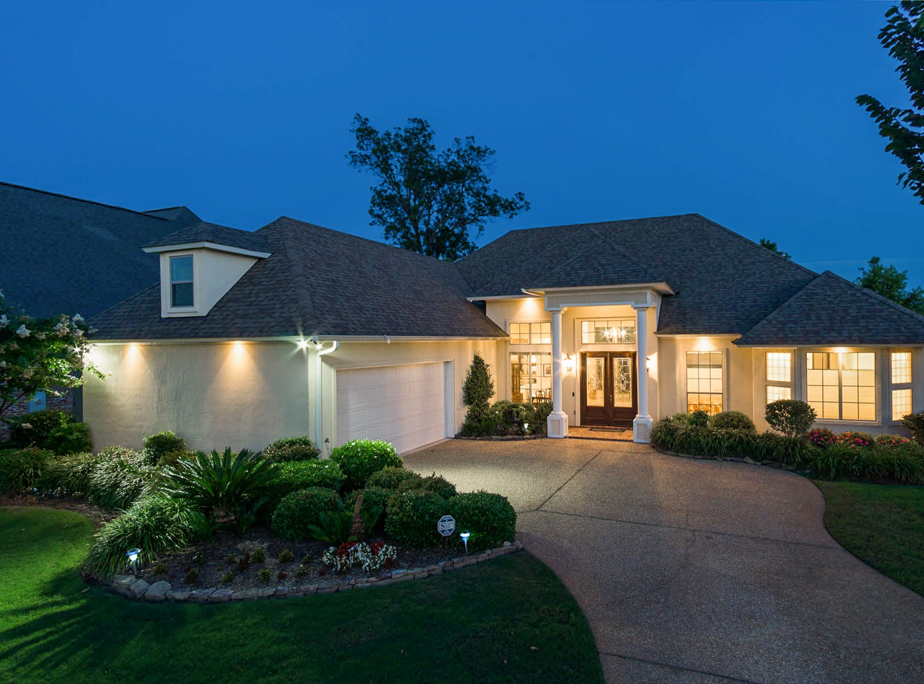 233 Chemin Du Lac Drive, Shreveport  Price: $499,900  Details: 4 bedrooms, 3 bathrooms, 2,876 square feet  Features: Opulent riverfront in The Haven, no flood zone, nestled on spacious lot in gated community with walking trails/private boat launch/24 hr. security, wall of windows give picturesque views of river, gourmet kitchen.   Contact: Adam Lytle, 286-5511