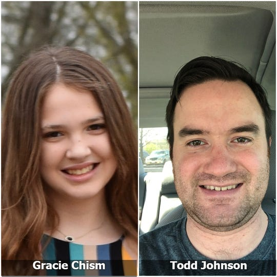 Sweet 16 Bracket Survivor matchup: Grace Chism, Shreveport vs. Todd Johnson, Bossier City