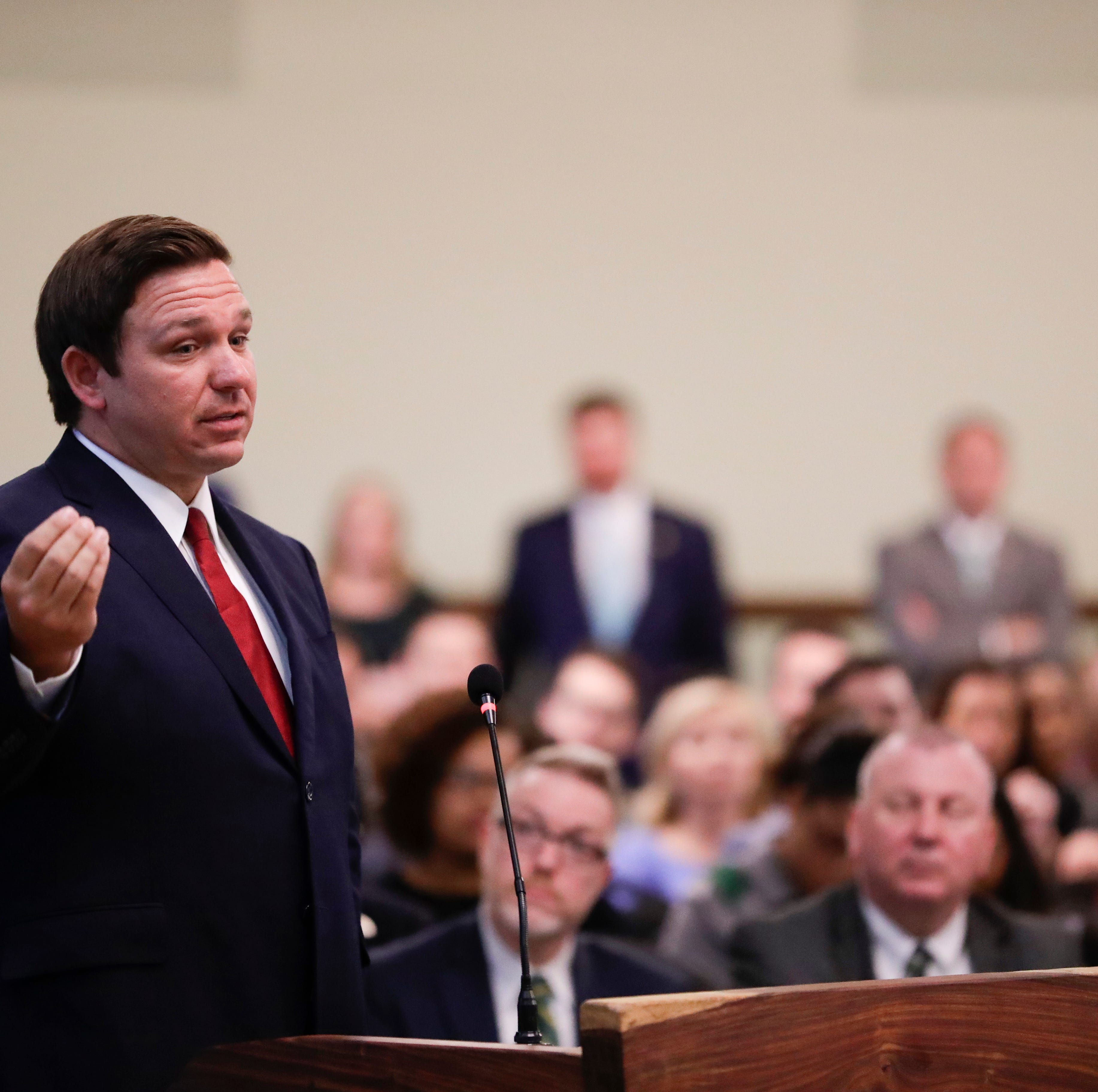 Space Force in Florida? Gov. DeSantis pushes to have Trump's Space Command based here
