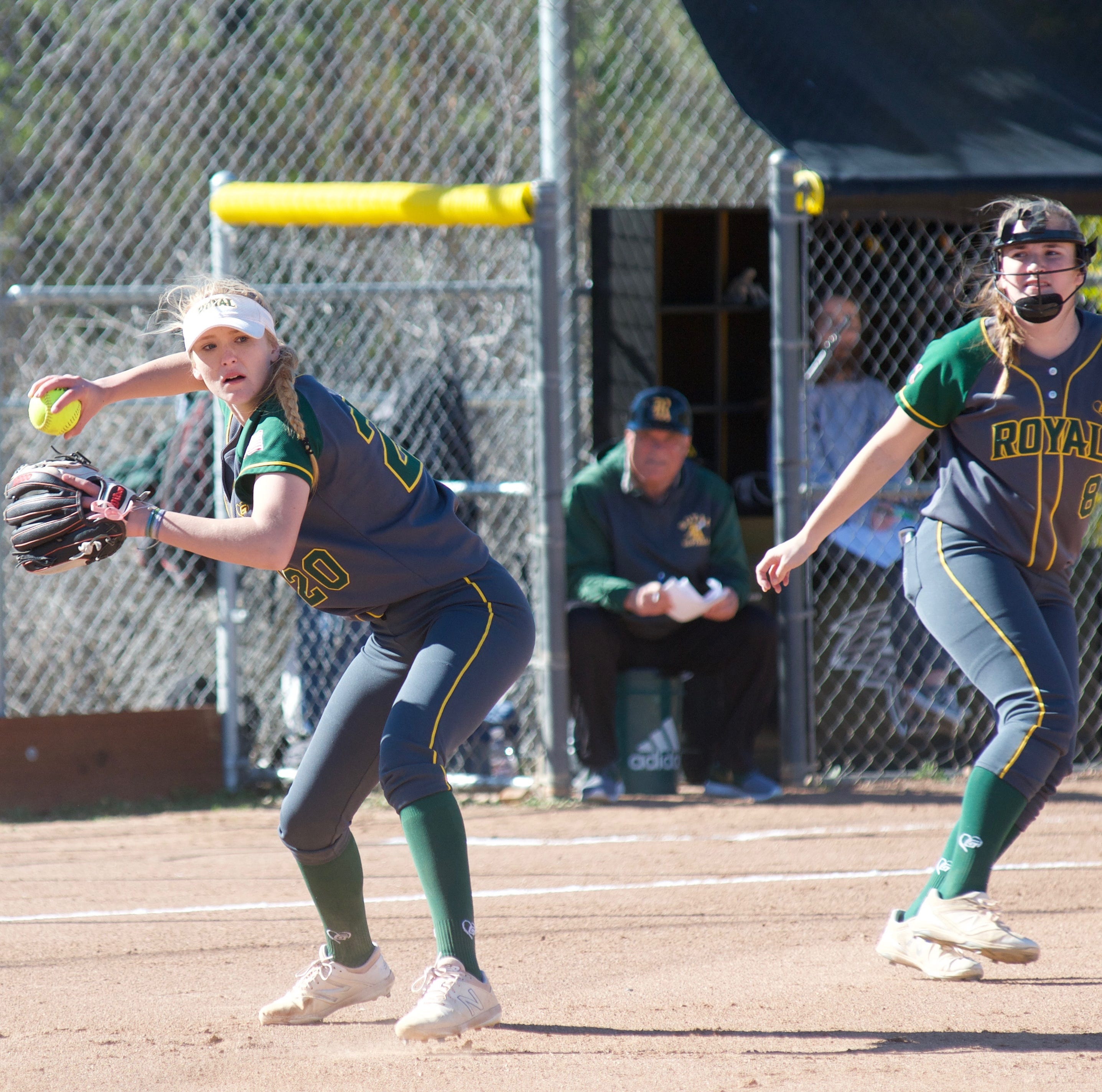 Returning stars, impact freshman highlight talent-packed softball season in Ventura County