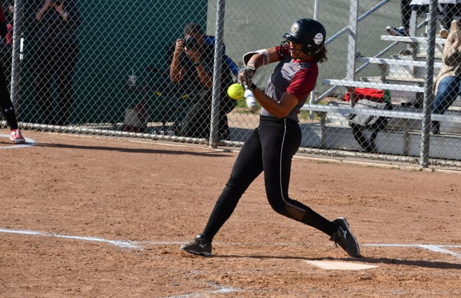 Maya Brady and Oaks Christian will take on Camarillo in a Division 1 first-round game Thursday.