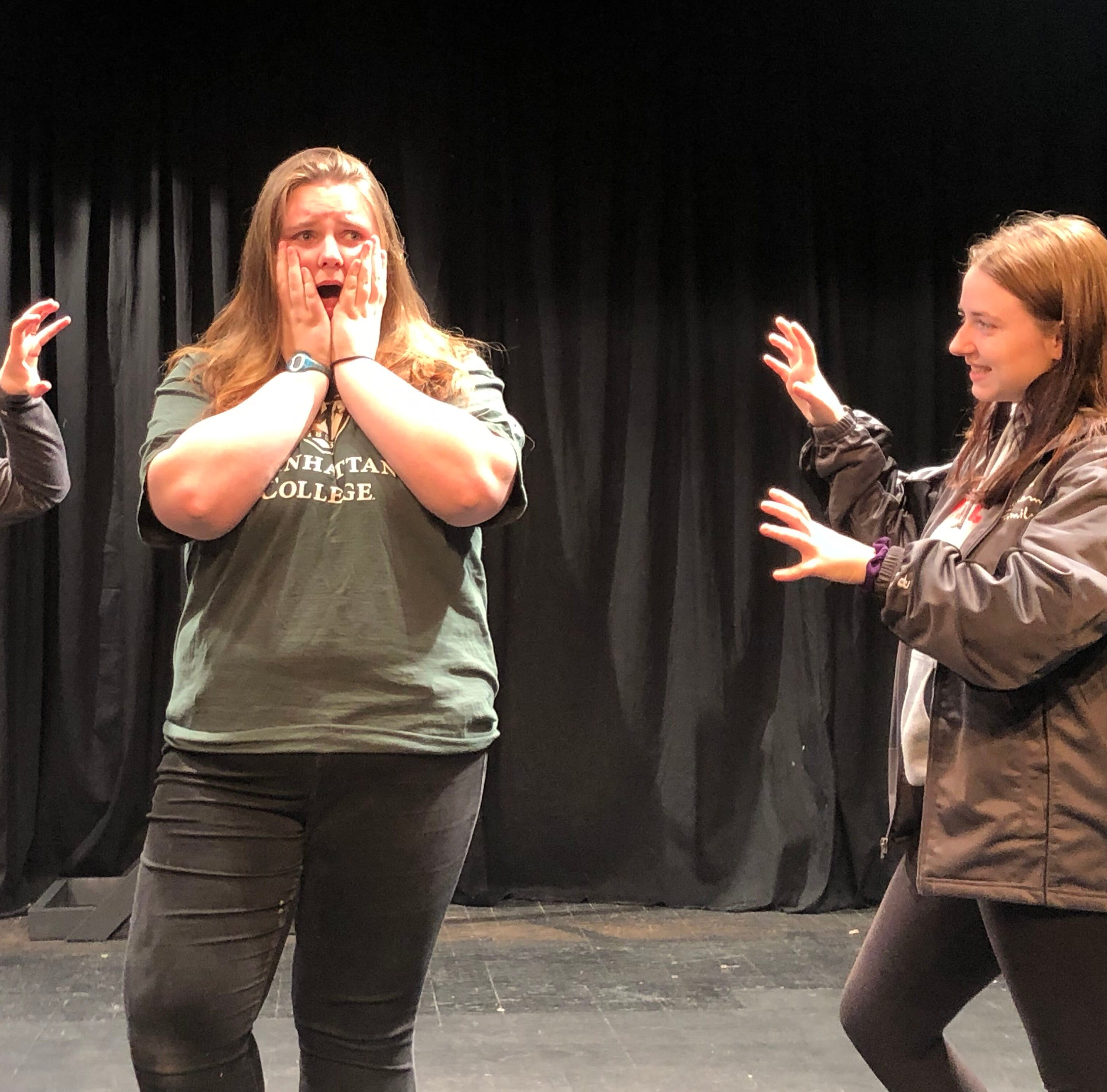 Cumberland Players to present 'The Ruff Guide to Shakespeare'
