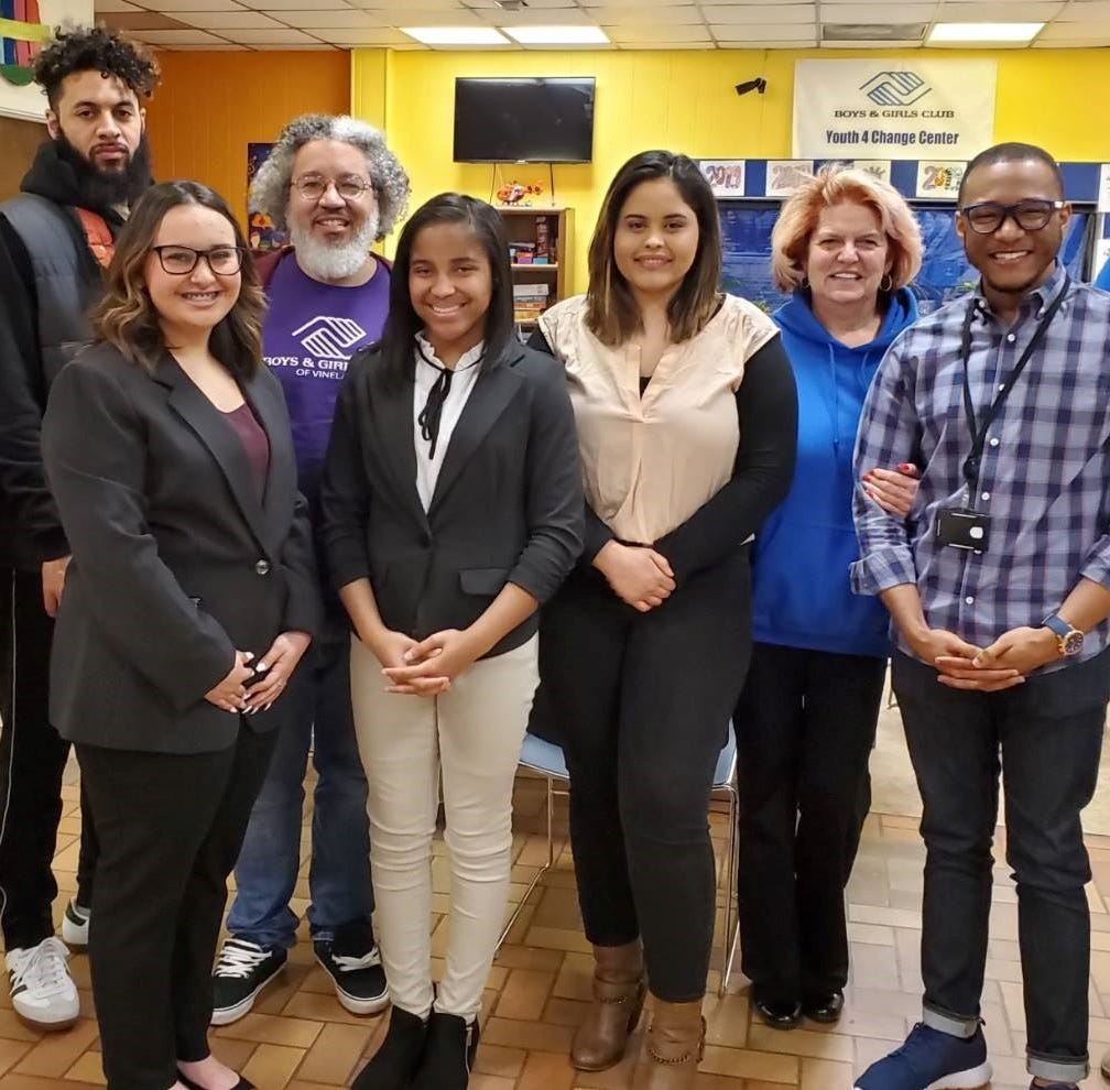 Vineland club announces Youth of the Year