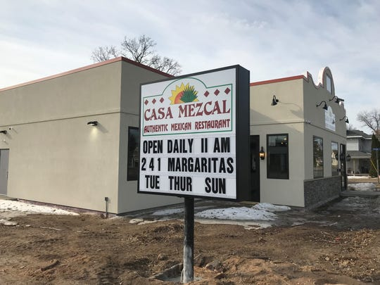 The new Casa Mezcal in Mosinee is open daily at 11 a.m.