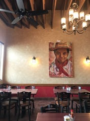 The atmosphere at Casa Mezcal in Mosinee is light and open, with plentiful windows and tall ceilings. Art adorns the walls.